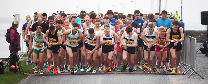 Donore Harriers Steal the Show at Elverys Intersport Run Galway Bay